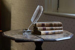 tavolino di Jane Austen, Chawton cottage