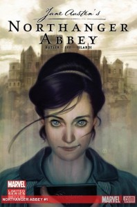 Northanger Abbey, Marvel (it.: Panini)