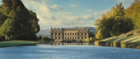 Chatsworth, la Pemberley del film P&P 2005