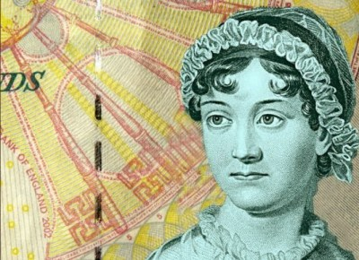 Jane Austen Bank of England