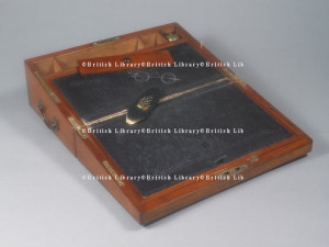 Jane Austen's portable writing desk, British Library