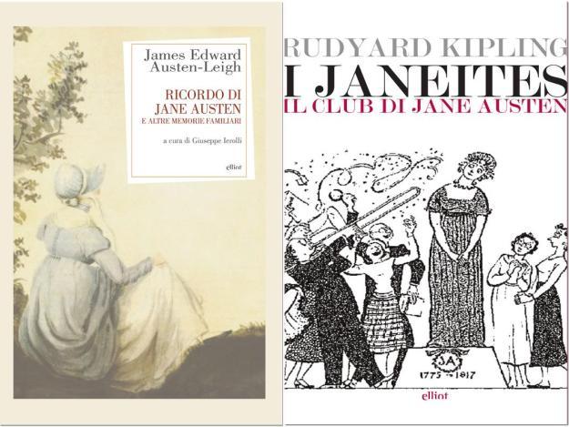 Elliot Editore, Jane Austen