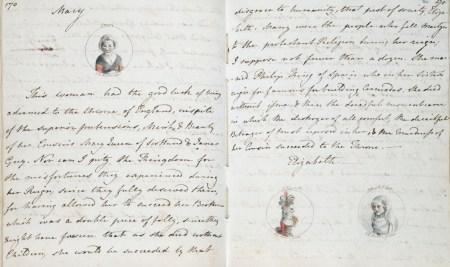 Juvenilia, History of England - Jane Austen