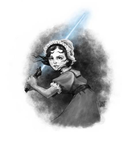 Jedi Jane, by Kelly Light