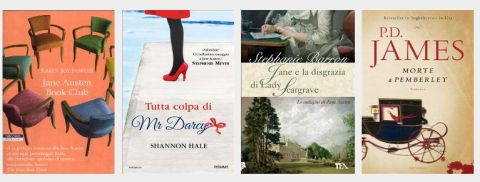 MLOL, ebook su Jane Austen di Barron, Hale, Fowler, P.D. James