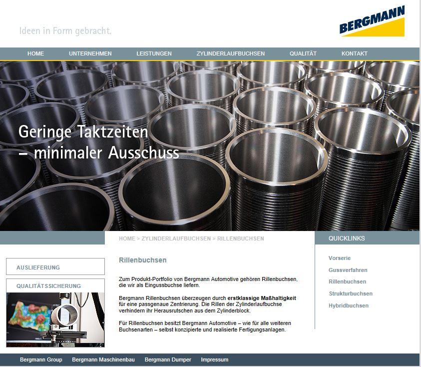 ECM: MBO bei Bergmann Automotive - Unternehmeredition de