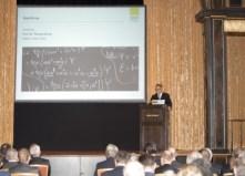 Begrüßte die Gäste: Prof. Dr. Thomas Zinser von Ebner Stolz (© Fotodesign Märzinger)
