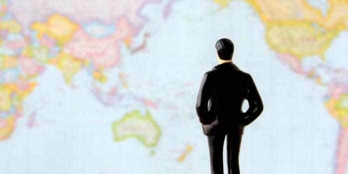 Internationale Märkte: Deutsche Unternehmen sind derzeit laut einer KPMG-Studie zurückhaltend.
