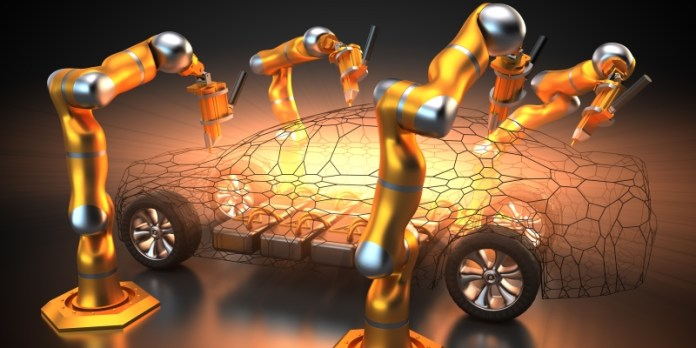 Automobil der Zukunft: Der technologische Wandel wird die Branche tiefgreifend und dauerhaft verändern.