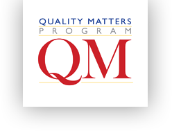 Quality Matters Training Courses