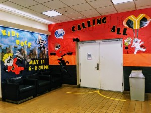 Walter E. Schmidt Youth Activity Center (YAC),, Santa Clara