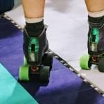 SV Roller Girls skates