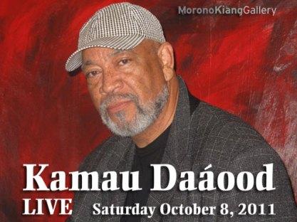 Kamau Daaood Live