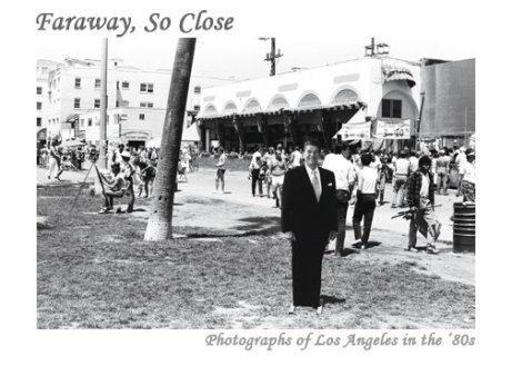Faraway, So Close Photographs of Los Angeles in the '80s February 4 – March 31, 2012 Morono Kiang Gallery Photo: Edward Colver