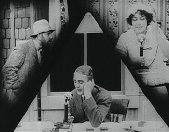 20th century split screen film