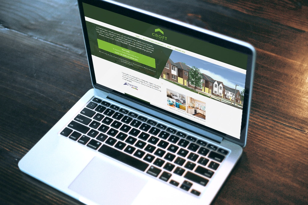 Cheshire Web Design Shared Ownership Website