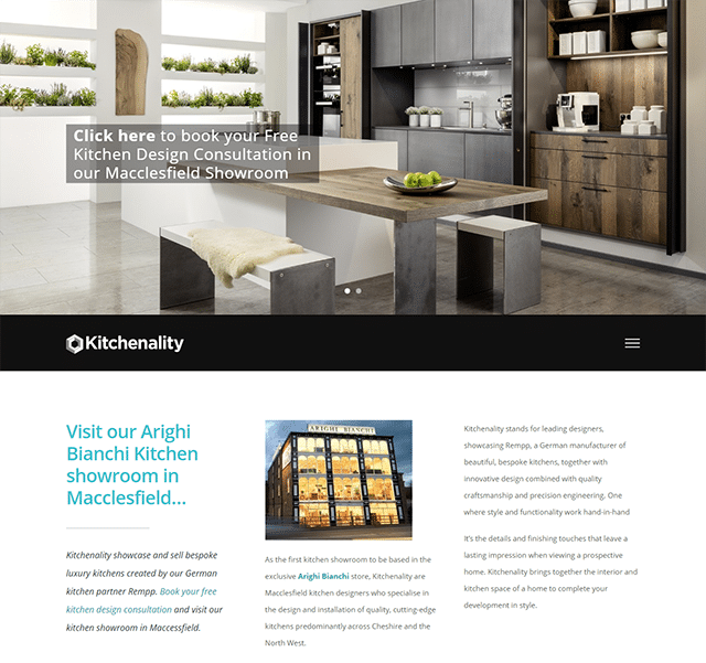 Kitchenality - In Store Conversions