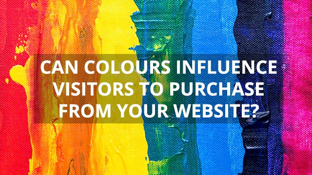 Can Colour Psychology Influence Website Users?
