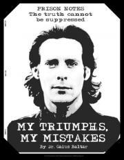 Gaius Baltar - My Triumphs, My Mistakes