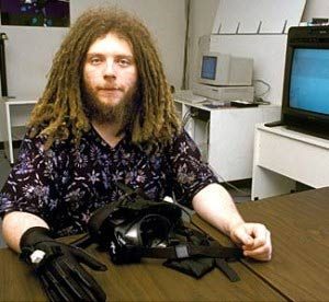 Jaron Lanier - Virtual Reality