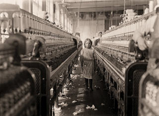 Child Labor Photo by Lewis Hine