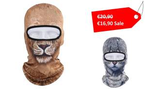 Animal Mask Outdoor