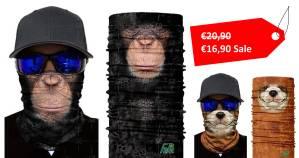 Animal Face Mask 3D PRO