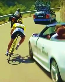 EPIC: Fabian Cancellara decent 2009