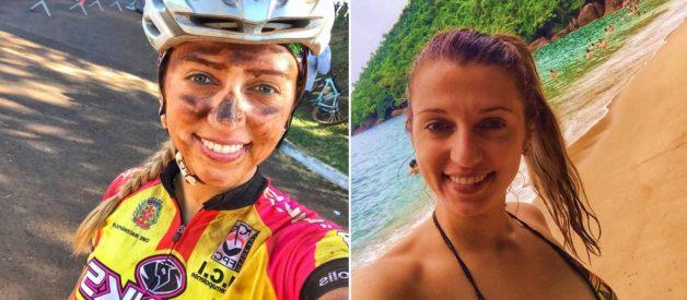 Meg Bertanha Botião – Hottest Cyclist from São Paulo, Brazil