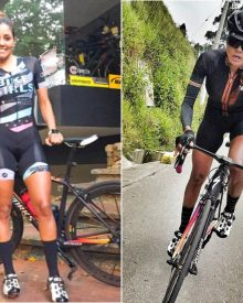 Sora Giraldo – Sweet Cyclist from Colombia