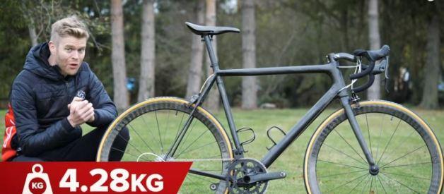 The 4.28KG Ultralight Road Bike | Building An Illegal Hyper-Bike