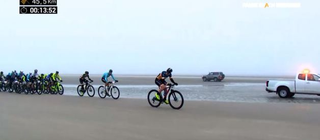 De Panne Beach Endurance 2018© LIVE full broadcast