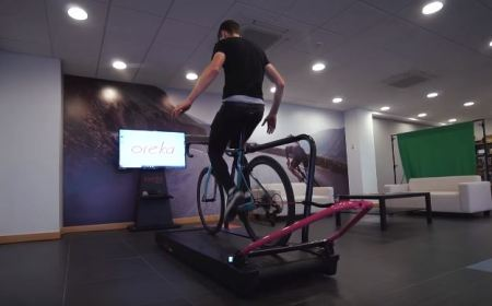 Revolutionary Indoor Trainer!?