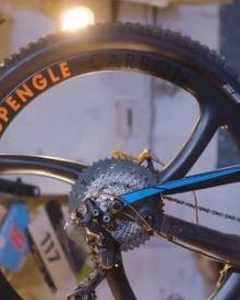 Spengle's 3 Spoke Carbon Wheels | First Look