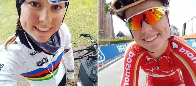 Amalie Dideriksen – World Champion, Worthy wearer of rainbow jersey