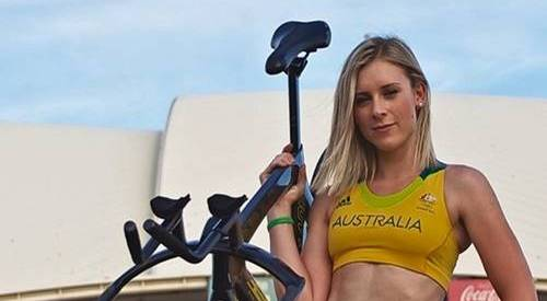 Annette Edmondson – Queen of the Track