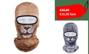 Animal Mask Outdoor