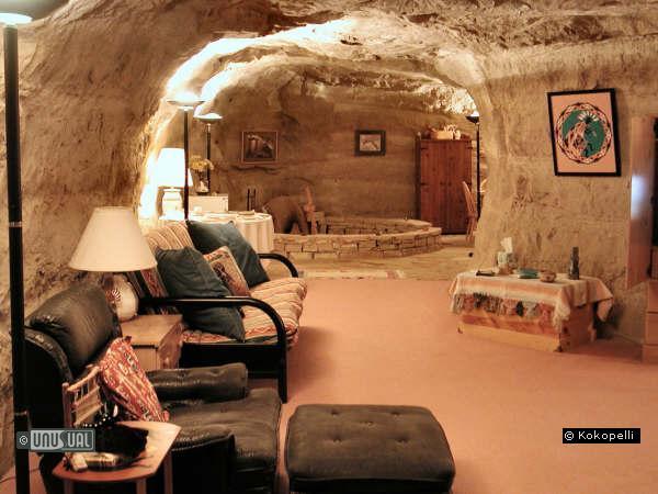 Kokopellis Cave In Farmington United States Of America