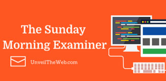 Sunday morning examiner banner