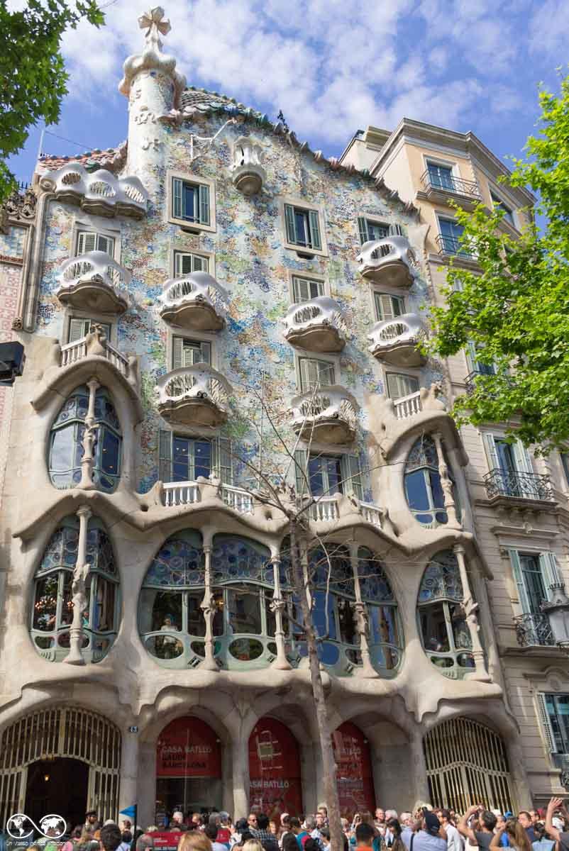 Barcellona: Casa Batllò