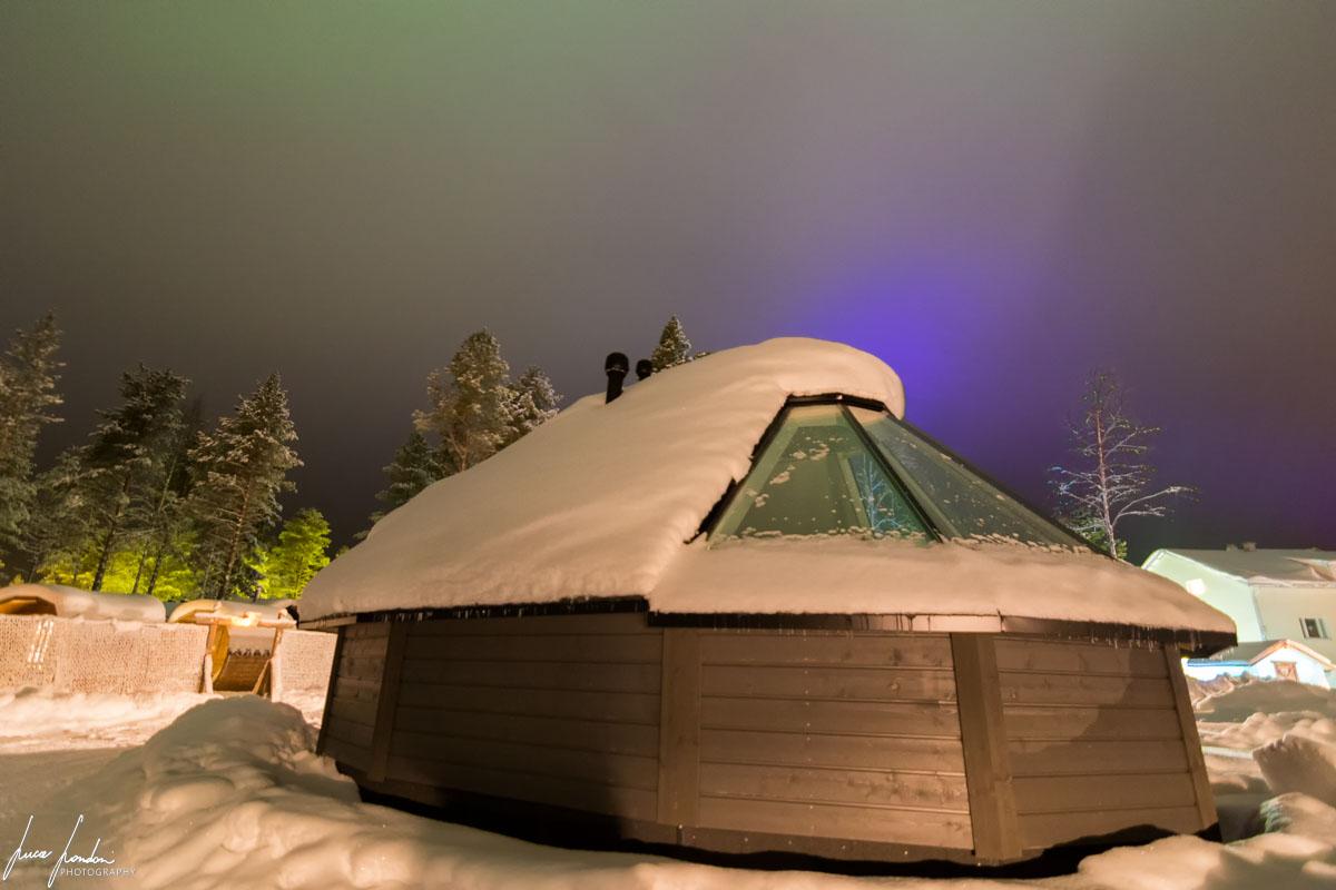 Dormire in Lapponia: Apukka Resort a Rovaniemi
