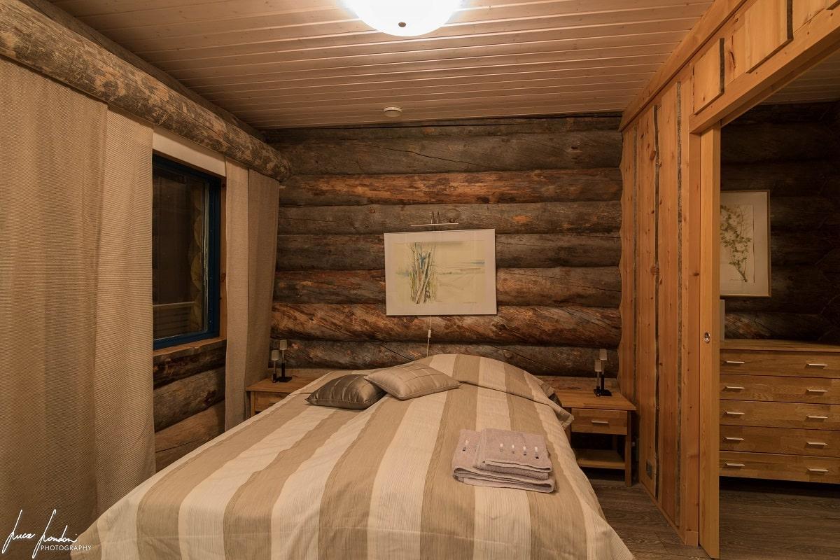 Dormire in Lapponia: Villa Eriklinna di Akaslompolo