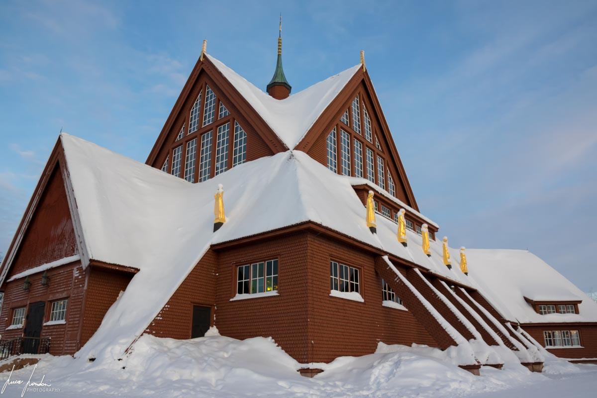 La Chiesa di Kiruna
