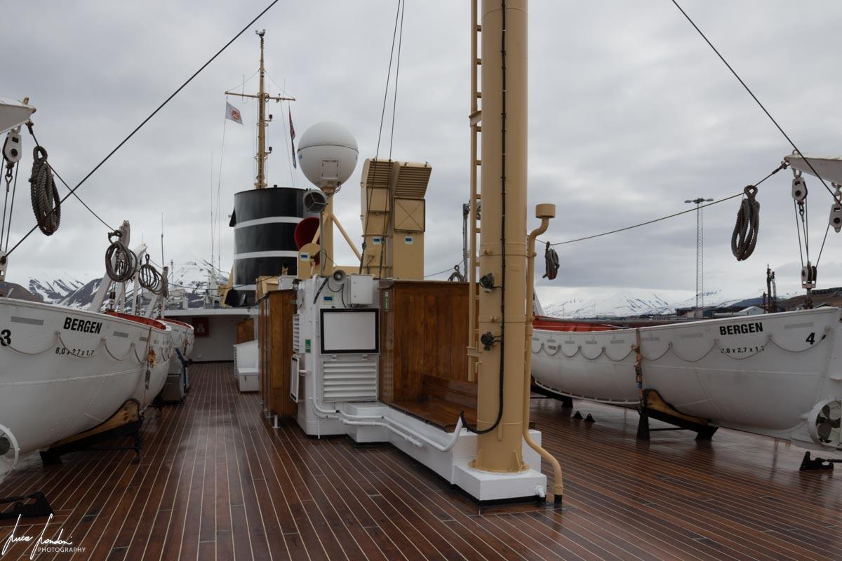Crociera alle Svalbard: La MS Nordstjernen