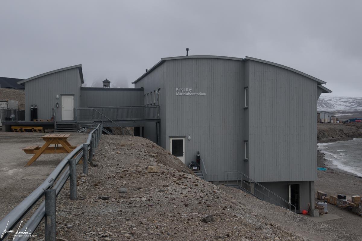 Kings Bay Marine Laboratory (Ny-Alesund)