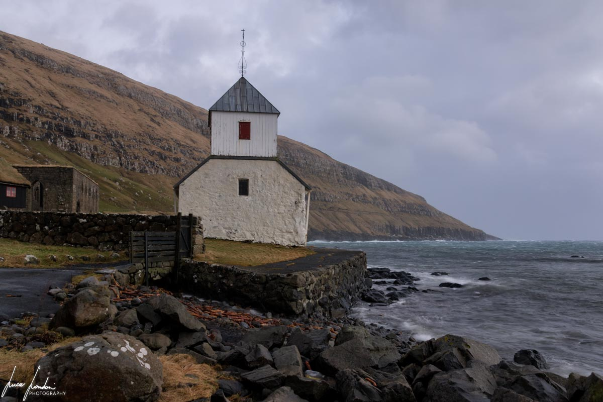 Isole Faroe - Kirkjubøur
