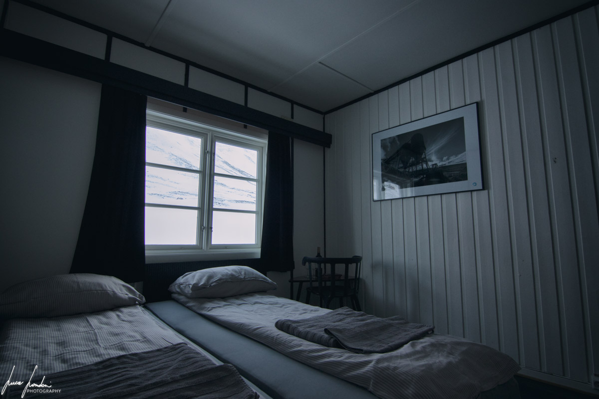 Longyearbyen: Dormire alla Gjestehuset102