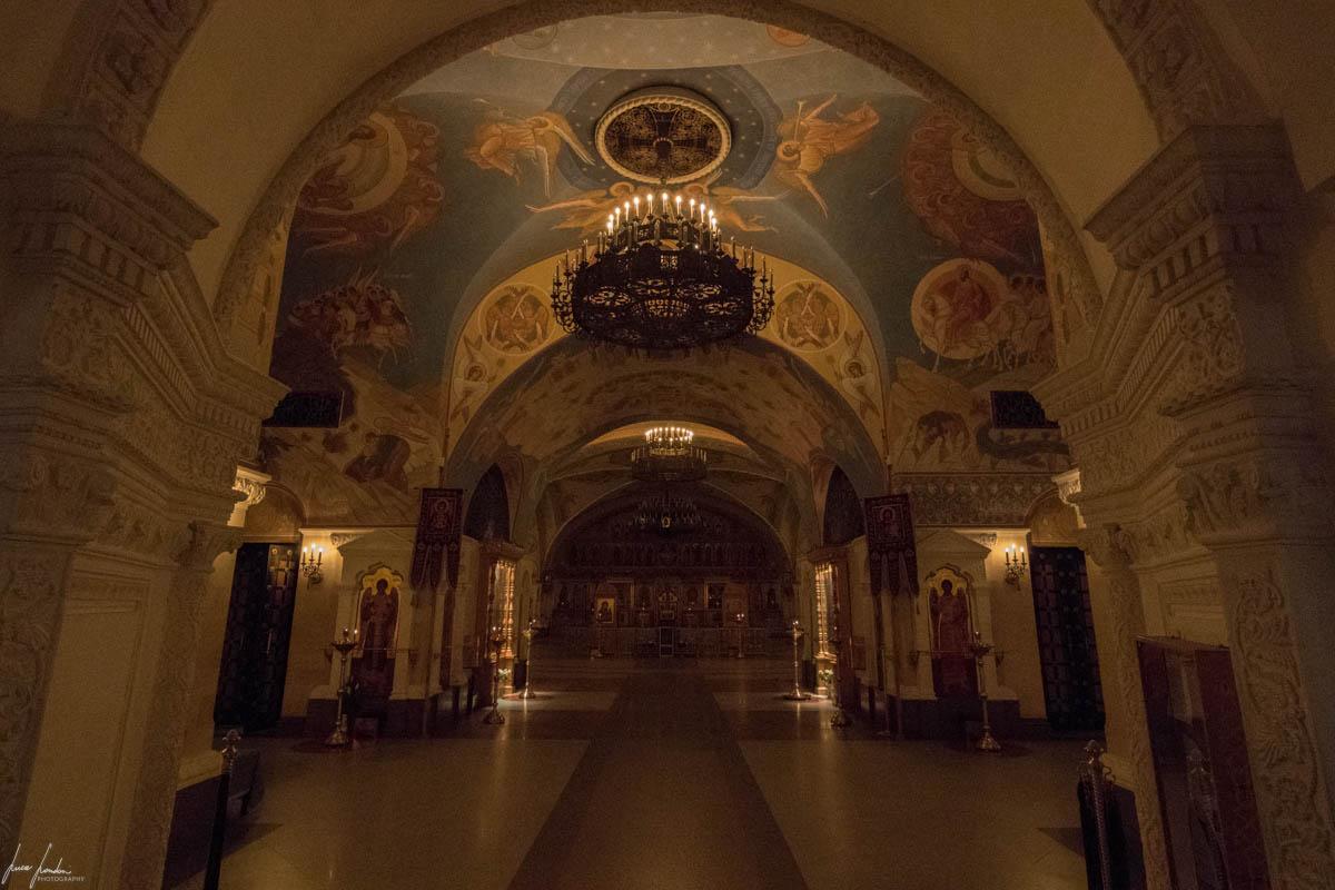 Mosca: Cattedrale del Cristo Salvatore