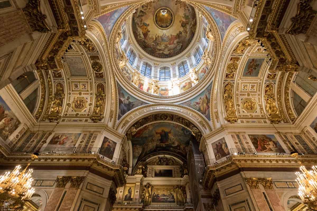 San Pietroburgo: Cattedrale di Sant'Isacco