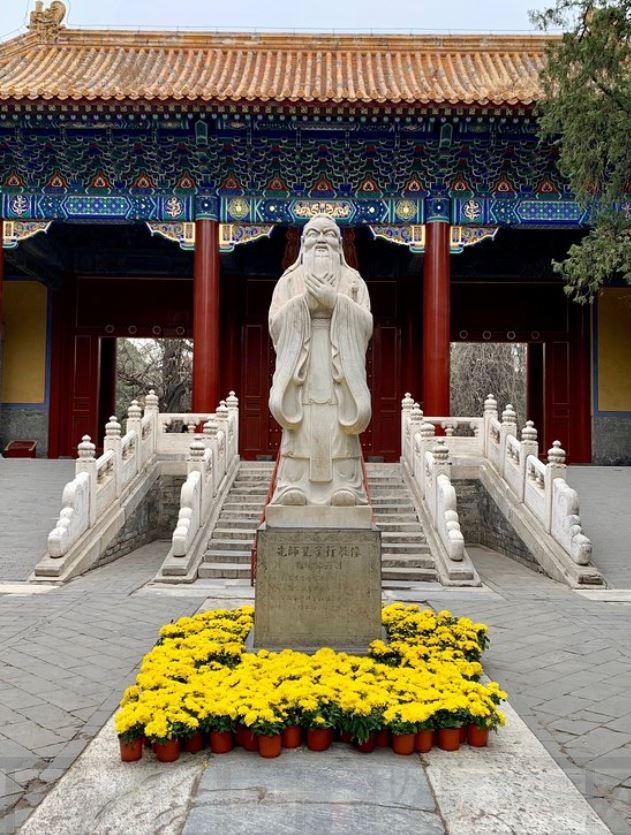 Pechino: Tempio di Confucio